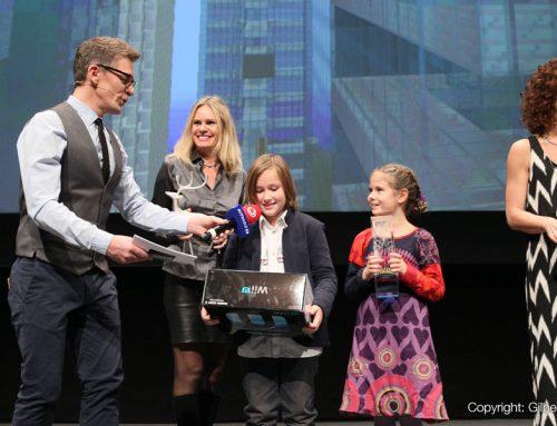 YOUNG VISIONS AWARD 2014